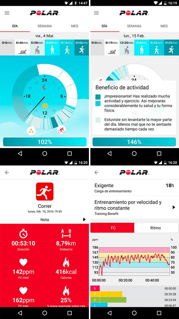 Actualización Polar Flow 3.0, ya disponible para iOS y Android