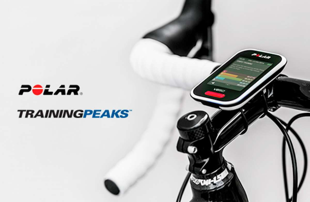 Polar Flow, ahora compatible con la plataforma TrainingPeaks