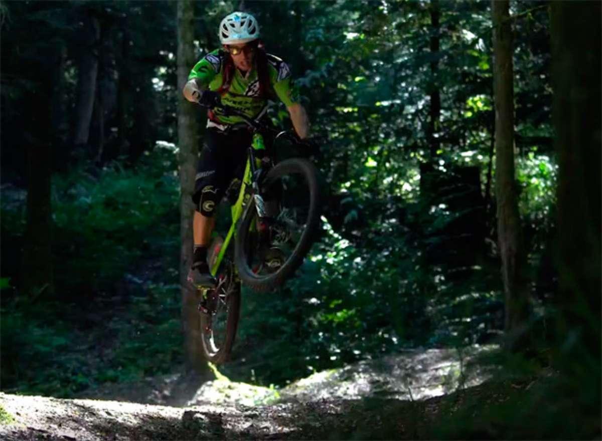 En TodoMountainBike: Así se lo pasa Jérôme Clémentz rodando por sus senderos locales de Alsacia (Francia)