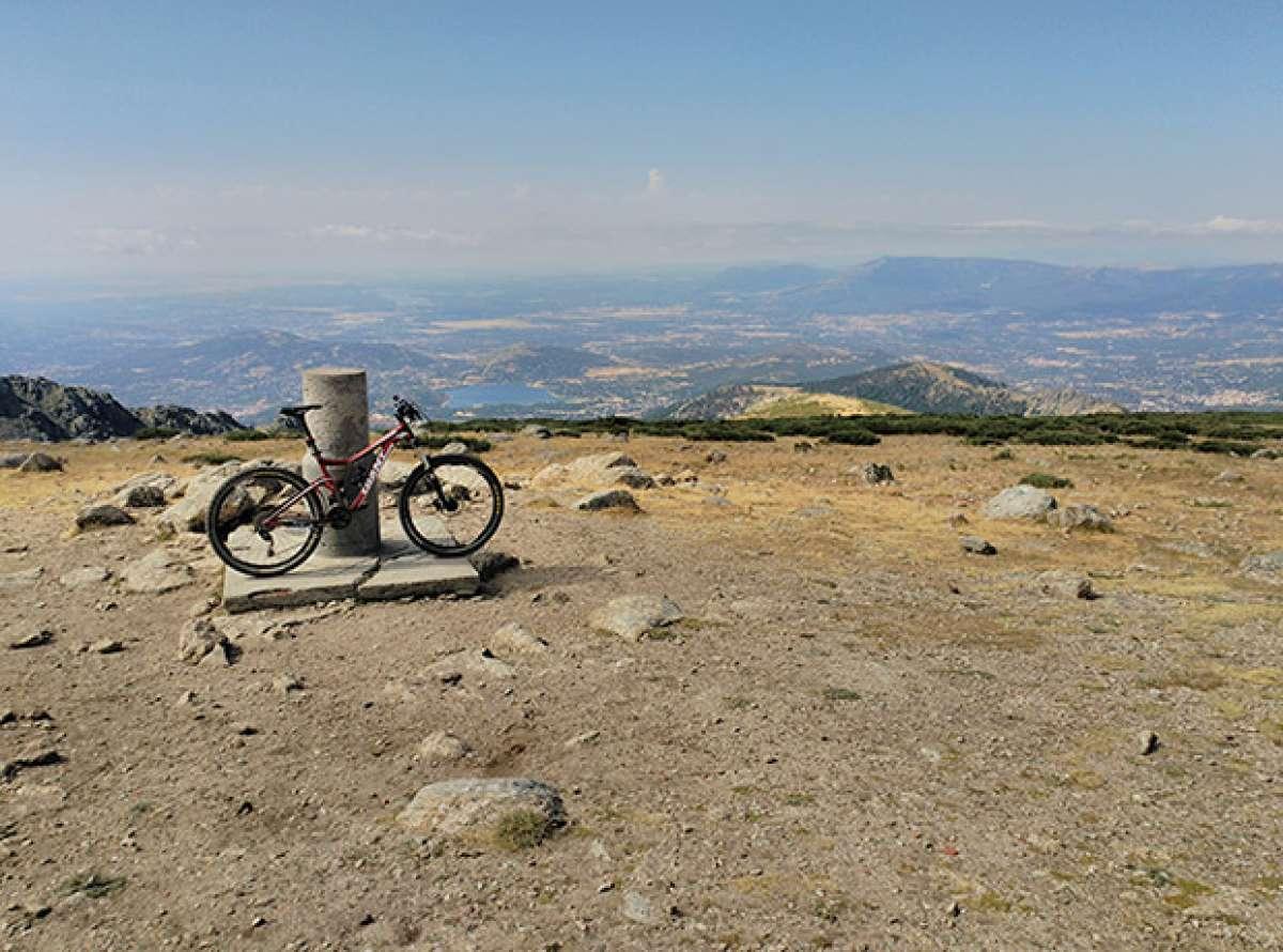 En TodoMountainBike: La foto del día en TodoMountainBike: 'Desde lo alto del Mundo'