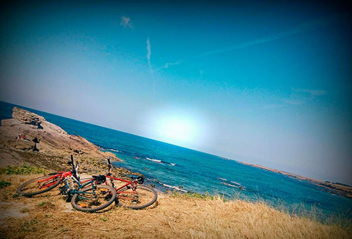 La foto del día en TodoMountainBike: 'Un alto en el camino'