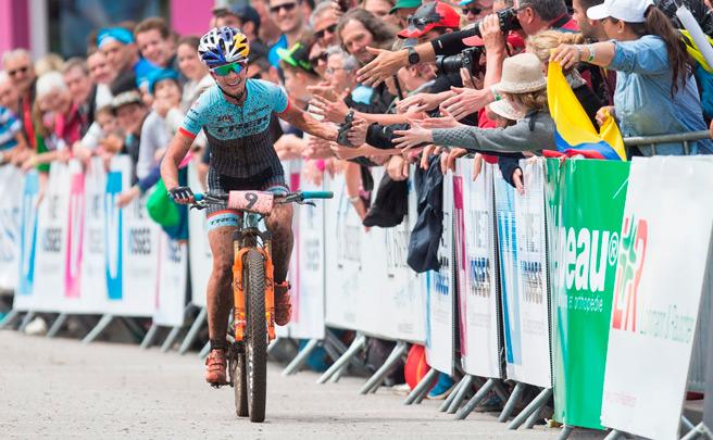 'Ambitions - Capítulo 7', así se prepara Emily Batty para conseguir su oro olímpico