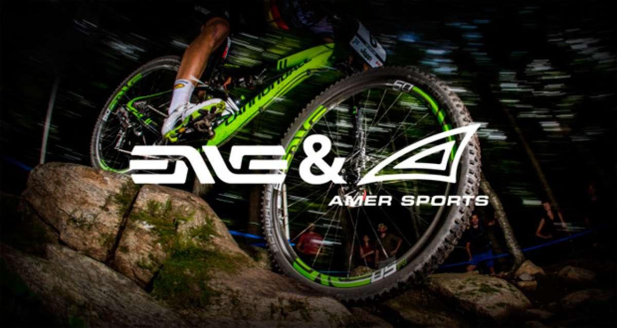 Amer Sports (dueña de Mavic entre otras) compra ENVE Composites
