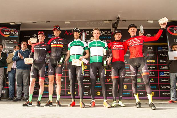 Andalucía Bike Race 2016: Resumen de la primera etapa