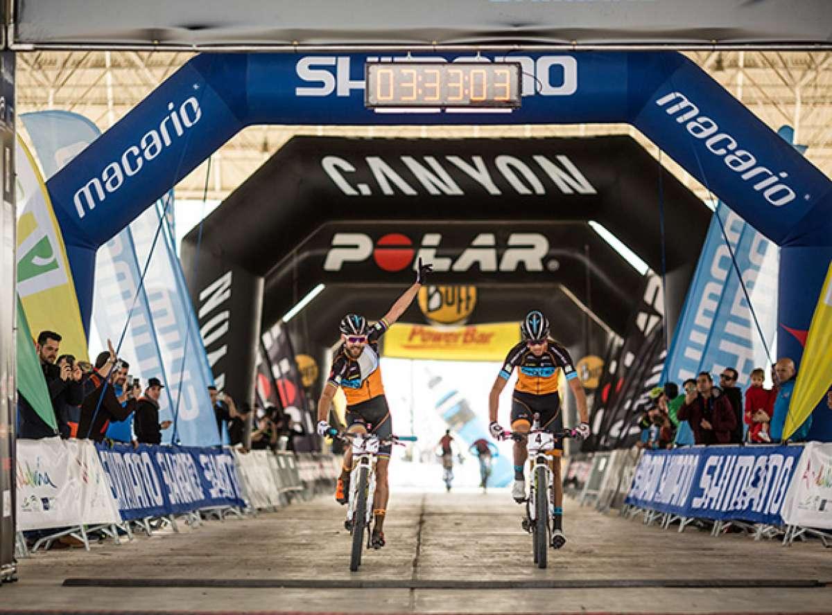 Andalucía Bike Race 2016: Resumen de la segunda etapa