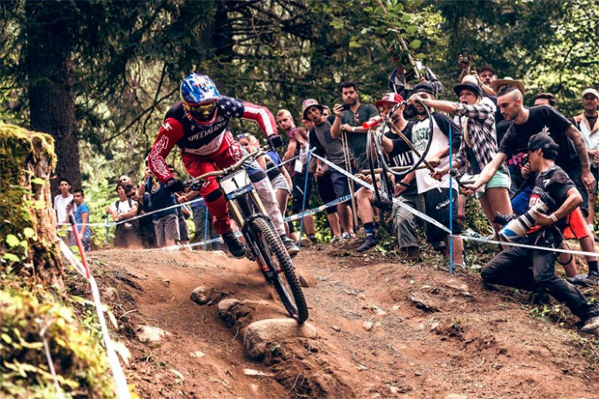 Vídeo promocional de la primera ronda (Lourdes) de la Copa del Mundo UCI MTB 2016
