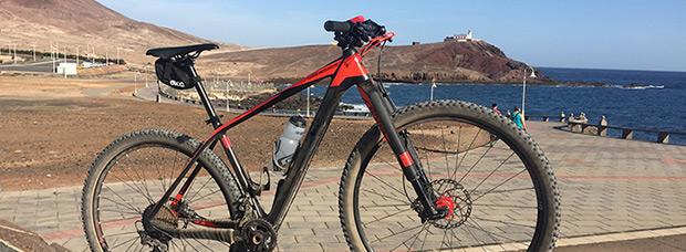 La foto del día en TodoMountainBike: 'Desde Arinaga (Gran Canaria)'