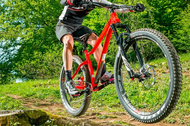 Merida Big.Trail, ruedas gordas para la nueva rígida del fabricante taiwanés