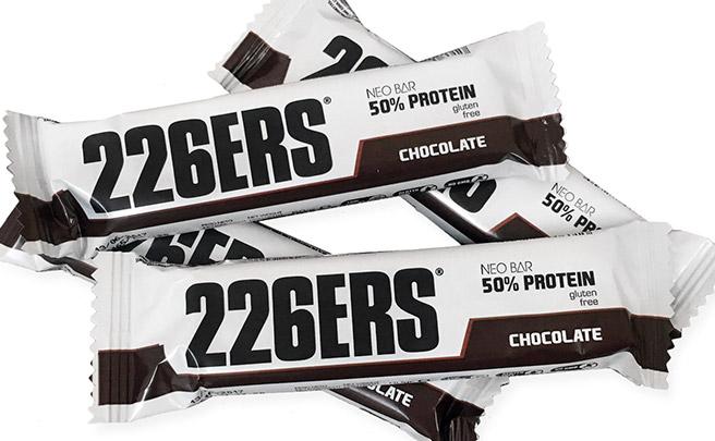 Nueva barrita NEO-Protein Bar de 226ERS