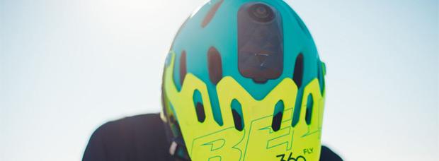 Primeras imágenes del casco Bell Super 2R con cámara integrada 360fly