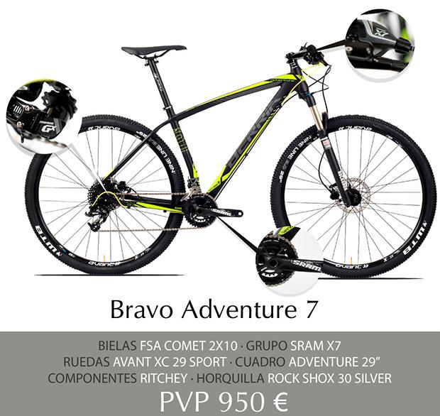 Berria Bike se estrena en el aluminio: Nueva gama económica Berria Adventure