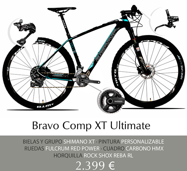 Nuevos modelos 'Ultimate' para los modelos Berria Bravo y Berria Belador