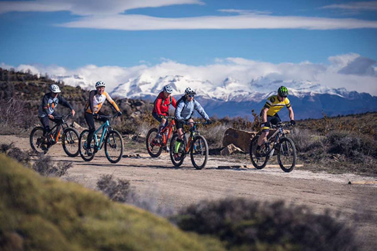 BGuara, el nuevo espacio cicloturista de la Sierra de Guara (Huesca)