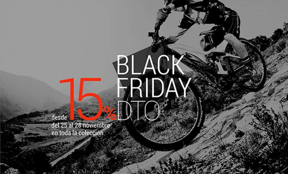 Black Friday en BH Bikes, con descuentos del 15% en toda su gama de bicicletas