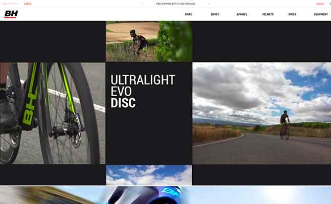 BH Bikes renueva página web, con gama 2017 incluida