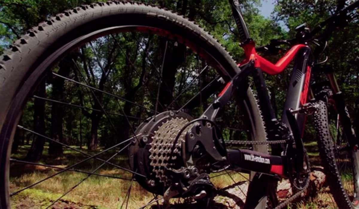 La nueva Mountain Bike eléctrica BH EVO 29 de 2017, al detalle