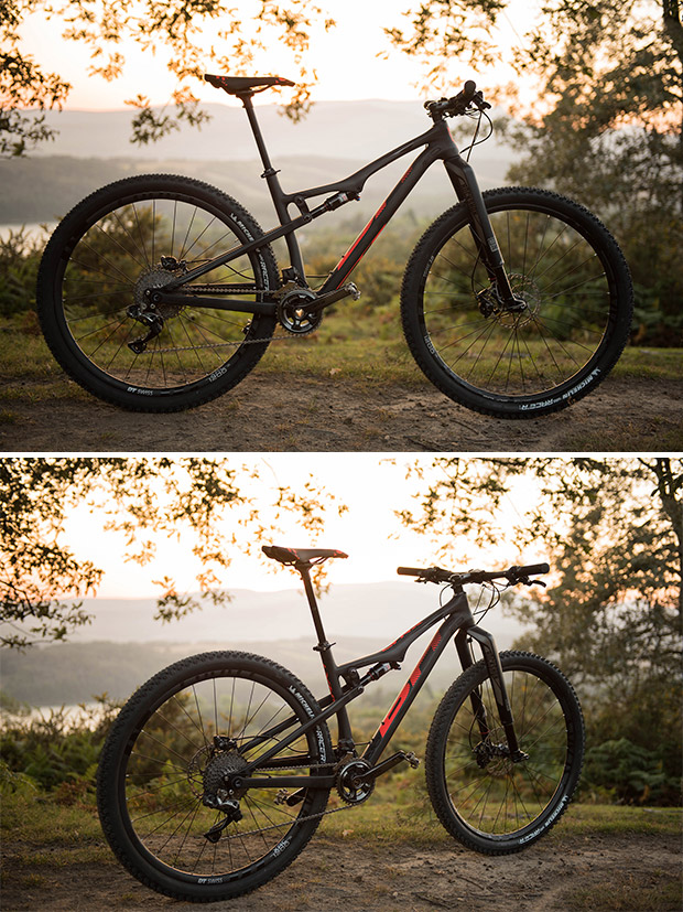 Todas las claves de la Lynx Race Carbon 2017, la doble más rápida y ligera de BH Bikes