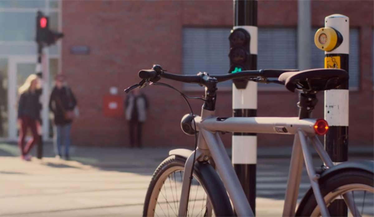"""Una bicicleta autónoma, la broma de Google para el """"April Fools"""""""