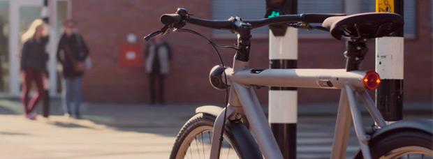 Una bicicleta autónoma, la broma de Google para el 'April Fools'