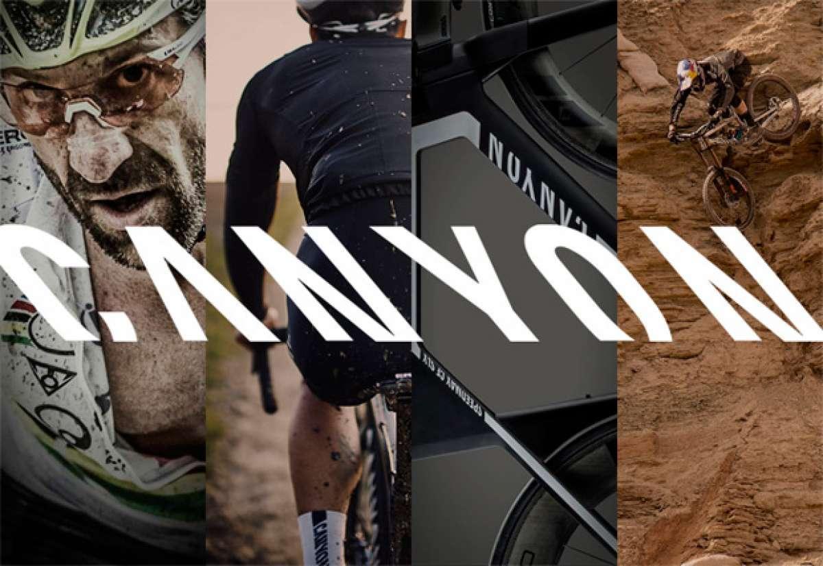 ¿Alguien busca una Canyon? Envío gratis durante el mes de marzo para más de 10.000 bicicletas en stock