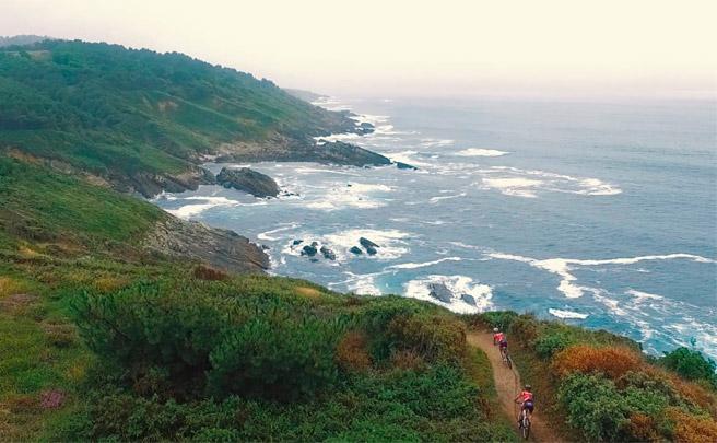 Bidasoako Pedalak, descubriendo el País Vasco en Mountain Bike