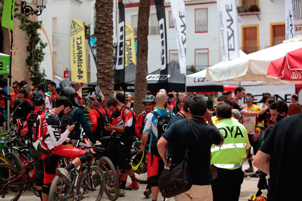 Todo listo para la primera prueba del Open de España de Enduro Cannondale Big Ride Powered By Rotor