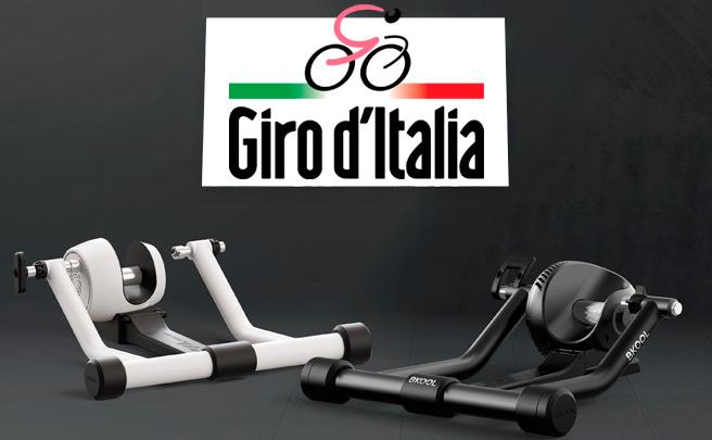 ¿Competir en el Giro de Italia? El simulador Bkool lanza la primera edición virtual
