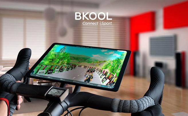 Bkool Go, nuevo rodillo inteligente de la marca a precio más ajustado