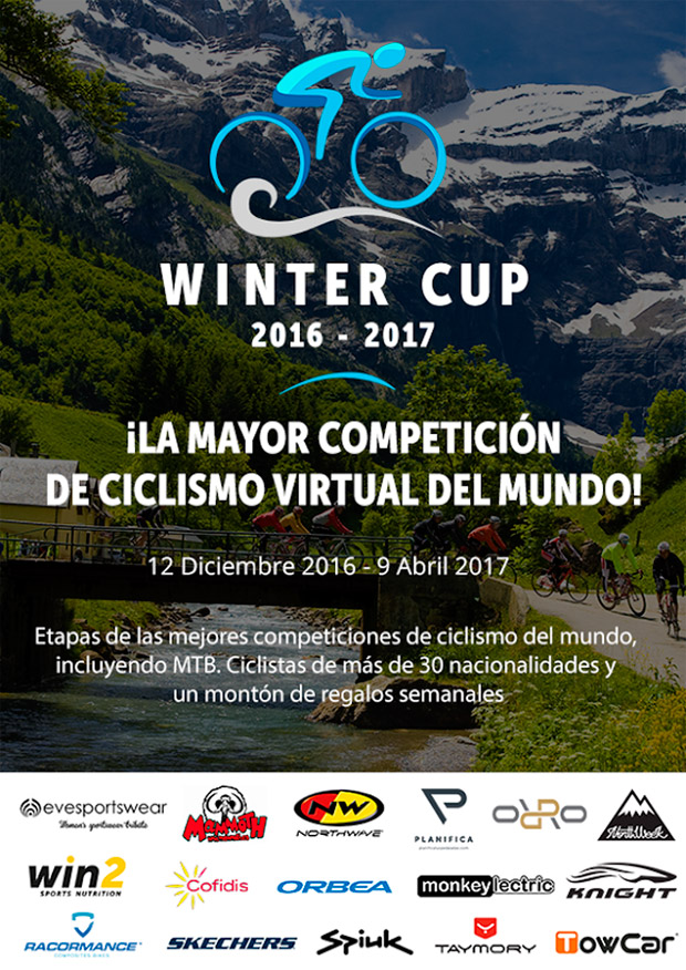 Bkool Winter Cup, la mayor competición virtual de ciclismo está de vuelta