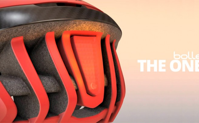The One, el primer casco de Bollé Cycling Solutions