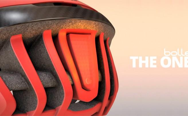 The One, el primer casco de Bollé Cycling Solutions