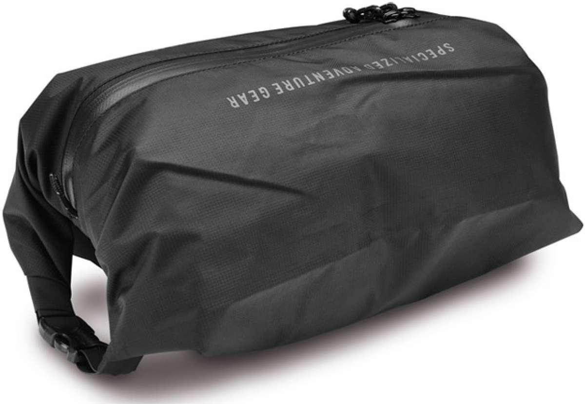 Specialized Burra Burra, unas avanzadas bolsas de equipaje específicas para ciclistas