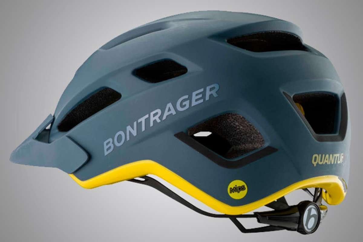 En TodoMountainBike: Bontrager Quantum MIPS, un nuevo y versátil casco para todo tipo de usos
