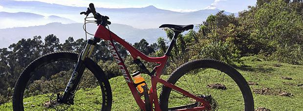 La foto del día en TodoMountainBike: 'Bosque Protector de Pichincha'