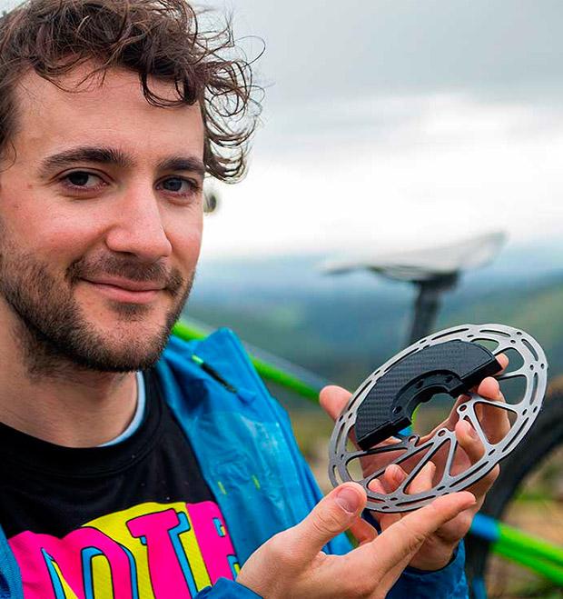 En TodoMountainBike: Brake Power Meter, nuevo medidor de potencia de frenado a la vista