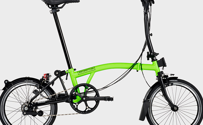 La nueva Brompton Black Edition 2017, ya disponible en tiendas