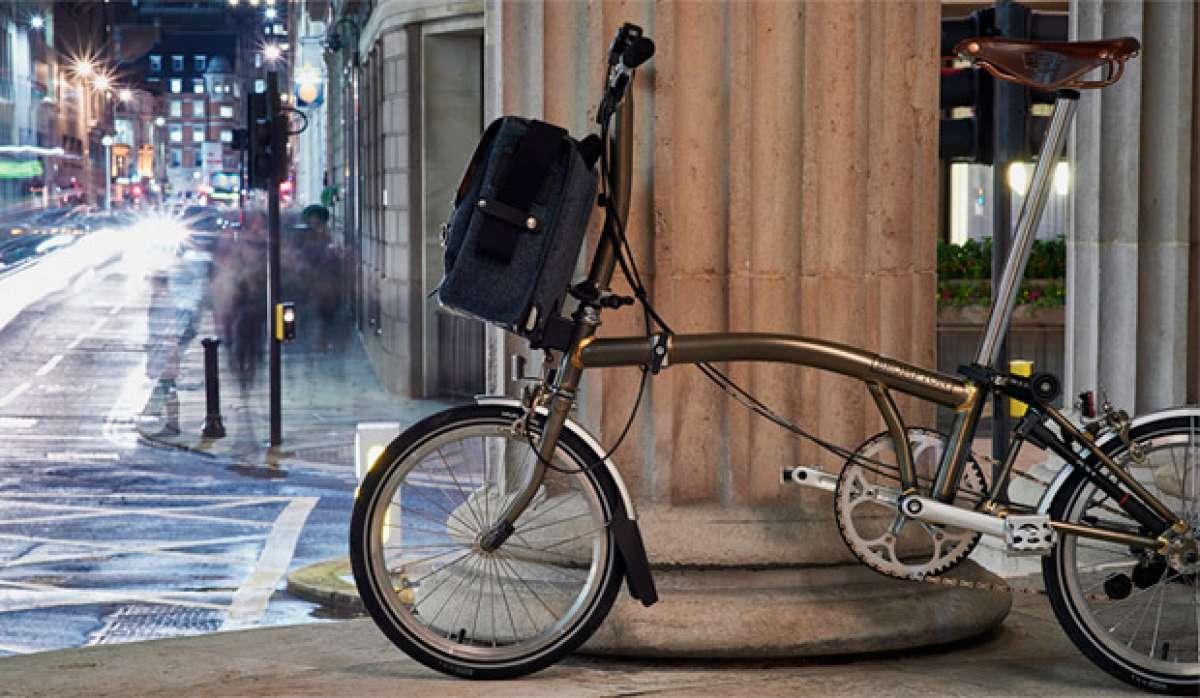 Brompton Demo Month, o como probar (y ganar) una bicicleta plegable de la mítica firma