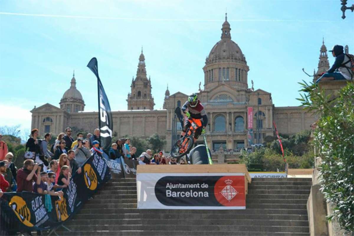 Presentación de la BUFF Down Urban Barcelona 2016