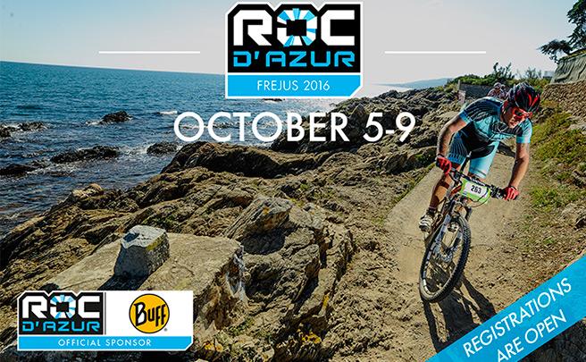 Segundo año de BUFF como patrocinador oficial de la Roc d'Azur