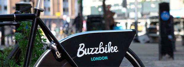 Bicicletas gratis para los trabajadores del barrio londinense de Shoreditch