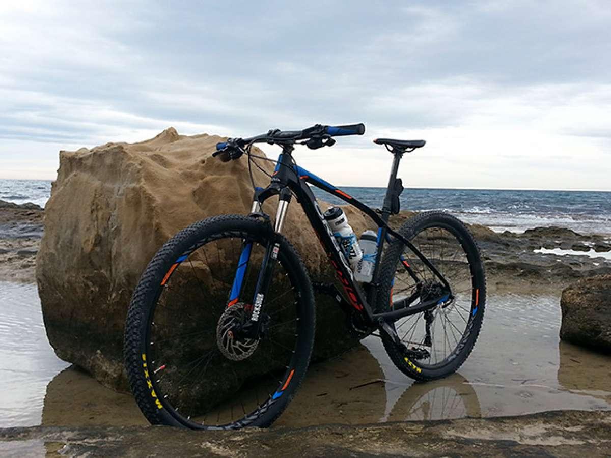 La foto del día en TodoMountainBike: 'Cabo Huertas (Alicante)'