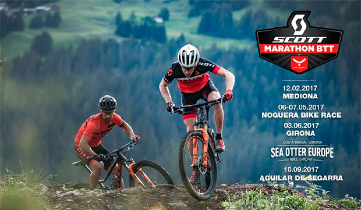 Scott Marathon by Taymory 2017: el calendario del circuito XCM