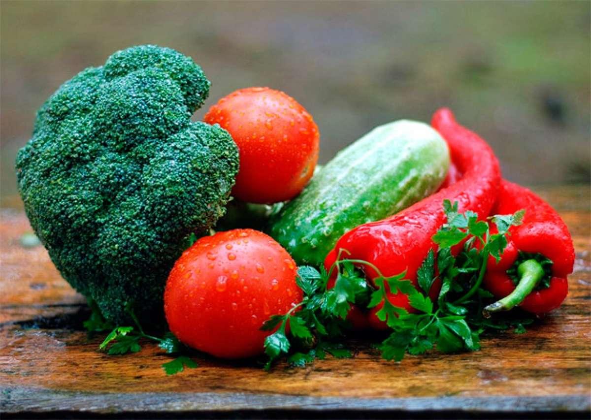 Los mejores suplementos para el deportista: las verduras de temporada