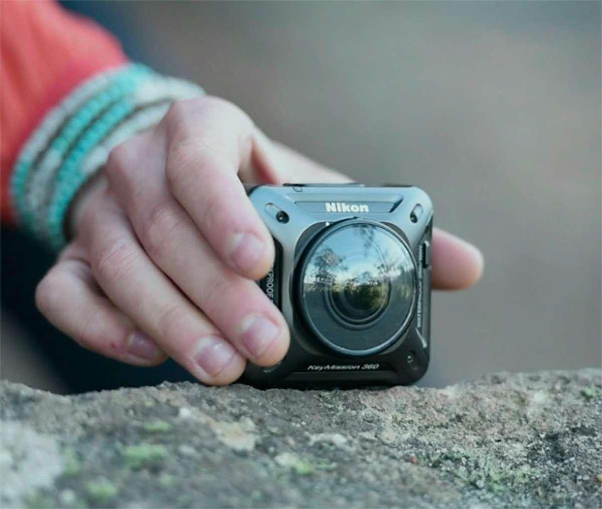 Todos los detalles de las nuevas cámaras de acción Nikon KeyMission 360, 170 y 80
