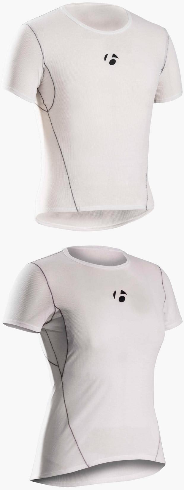 En TodoMountainBike: Máximo rendimiento térmico con las camisetas interiores para ciclistas de Bontrager