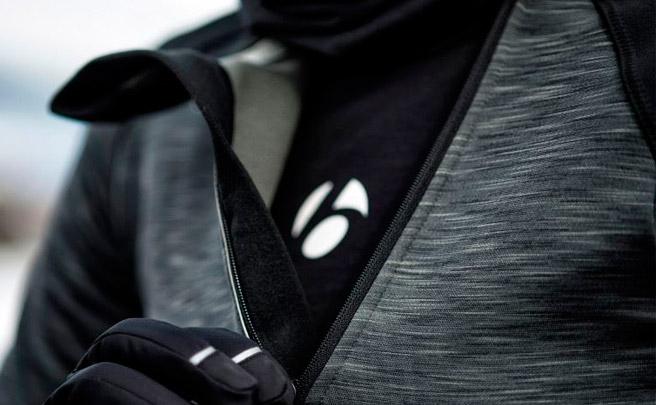 Máximo rendimiento térmico con las camisetas interiores para ciclistas de Bontrager