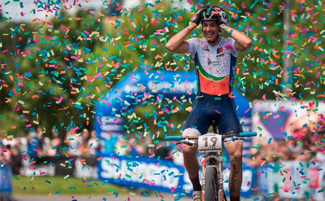 Campeonato del Mundo UCI XCM 2016: Victoria para Tiago Ferreira y Jolanda Neff