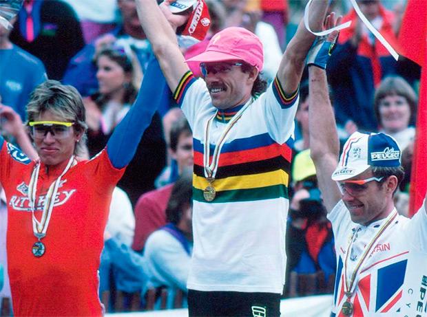 Así fue el primer Campeonato del Mundo UCI XCO disputado en Durango en 1990