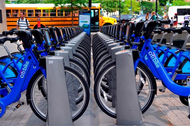 ¿Pueden los carriles bici mejorar el tráfico de una ciudad? En Nueva York sí lo han hecho