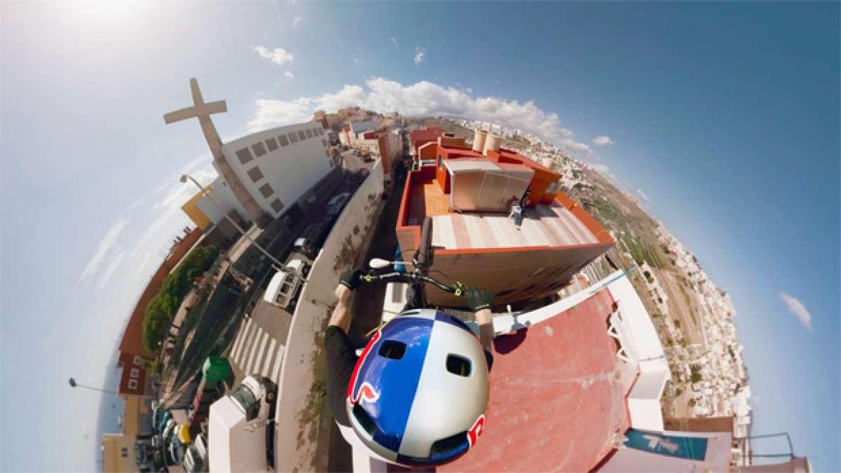'Cascadia' de Danny MacAskill, en realidad virtual